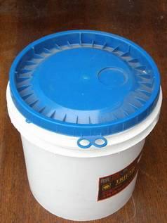 Heat-resistant (+1100ºC) glue, mastic, mix