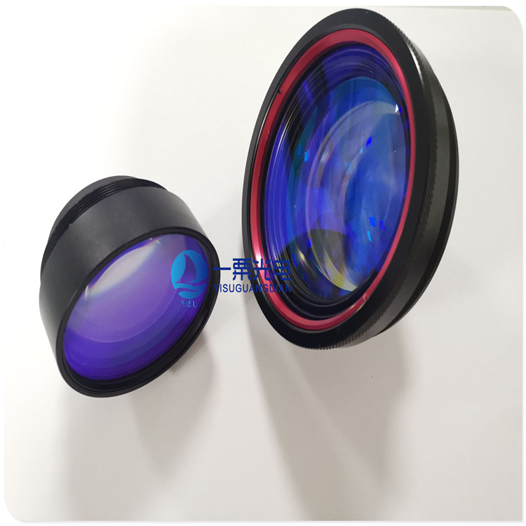 High quality field lens for laser marking machine