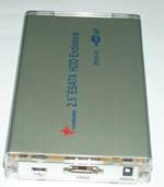 Hard disk enclosure-ESATA