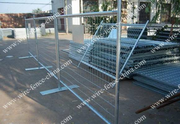 Low carbon steel Crowd Control Barriers,