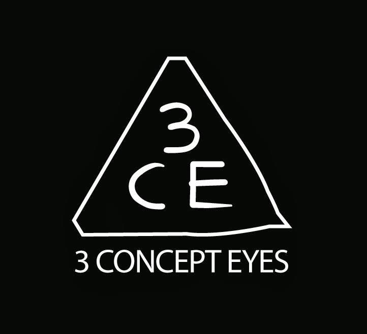 3CE (3 Concept Eyes, Style Nanda, Korean Cosmetics)