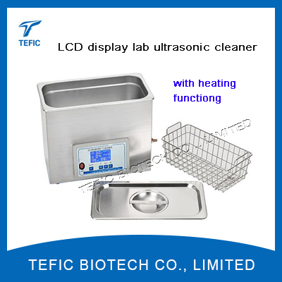 LCD Display Ultrasonic Washing Machine 3L 5L 10L 30L With Heating Function