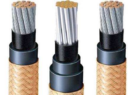 0.6/1kv PVC insulated and sheathed marine power cable