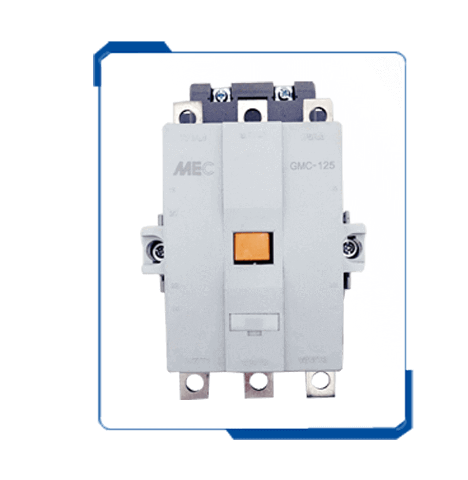 Three Phase GMC Series AC Magnetic din rail Contactor switch