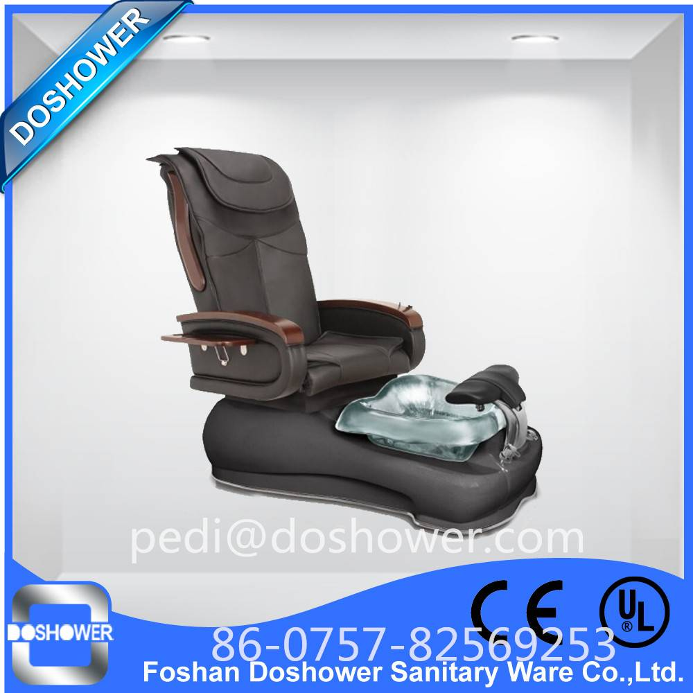 Doshower DS-252 pedicure chair of solace forte pedicure chair with whirlpool spa pedicure chair