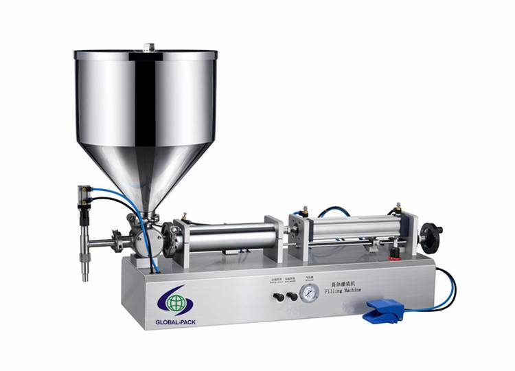 GPF-60K Semi automatic cream filling machine with cheap factory price