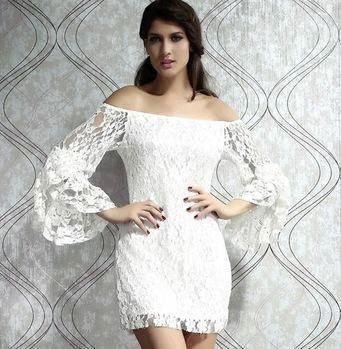 2014 woman lace dress