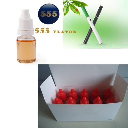 555 E-Liquid Electronic Cigarette Liquid 10ml
