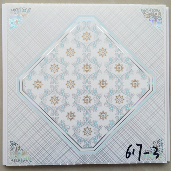 Special for muslim style cheap decoration pvc Artistic Ceilings sheet