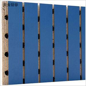 High density wall panel
