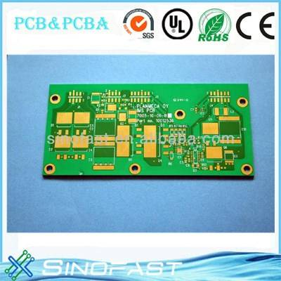 very Popular and simple single sided PCB