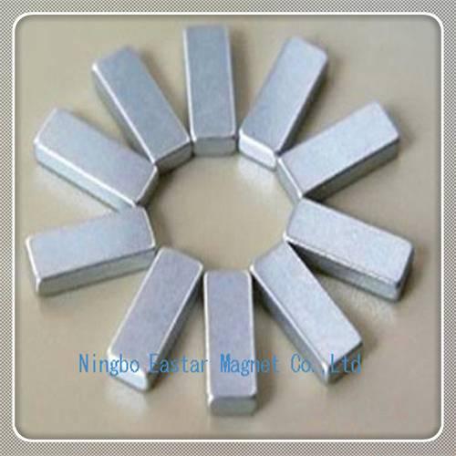 N52 Ni Coating Permanent Neodymium Magnet