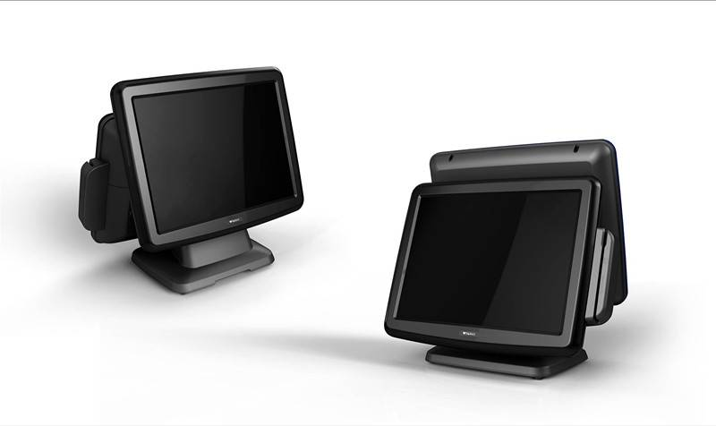 Anypos500--15inch All in one touch pos