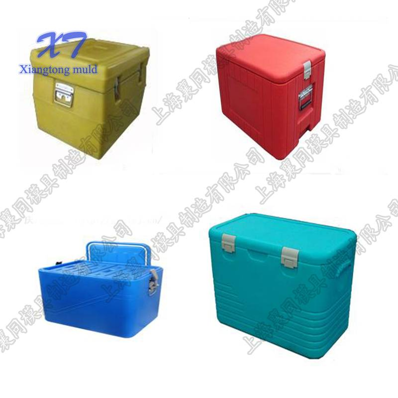 high quality aluminum rotomould for ice box
