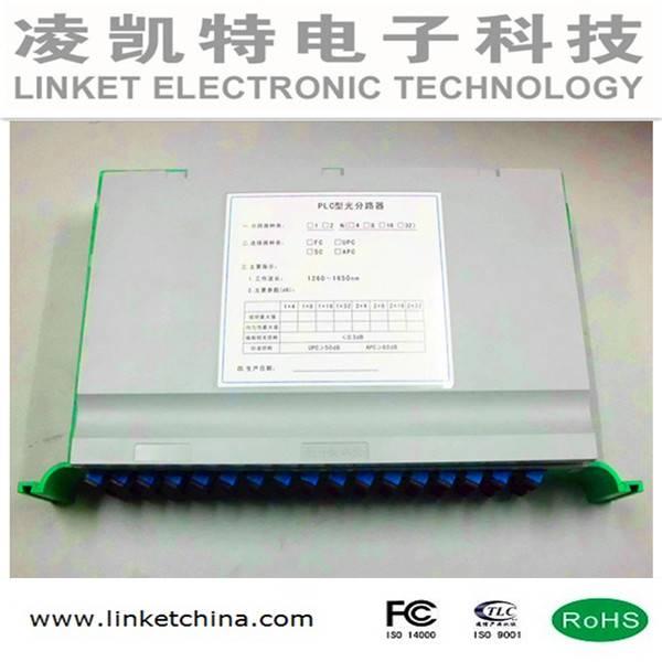 1*16 Tray-type PLC Splitter