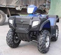 polaris style atv for 250cc with shaft drve