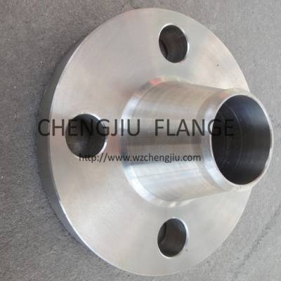KS stainless steel WN flanges