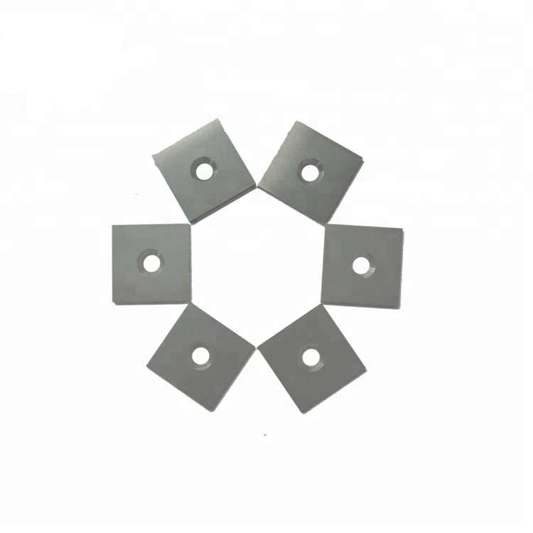 Zhongbo professional manufacturer for carbide customized blade