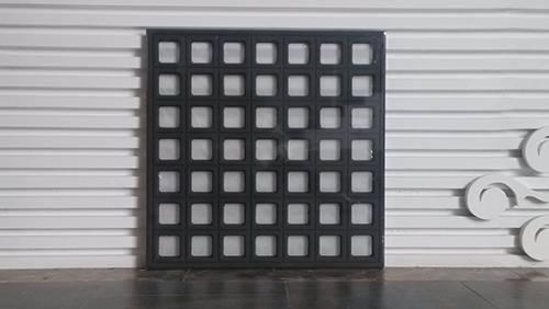 Meisui Interior Design  Fireproof Material Gypsum Ceiling Tiles