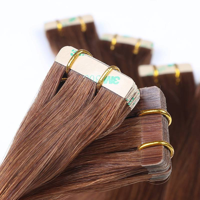 Skin Weft Hair Extensions PU Hair Extensions