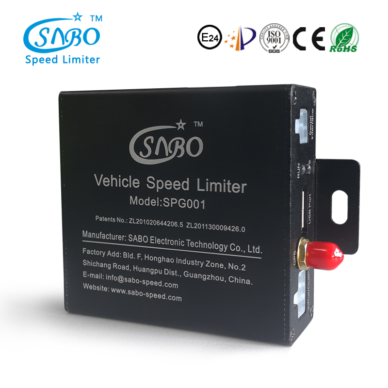 SABO vehicle speed limiter, speed governor