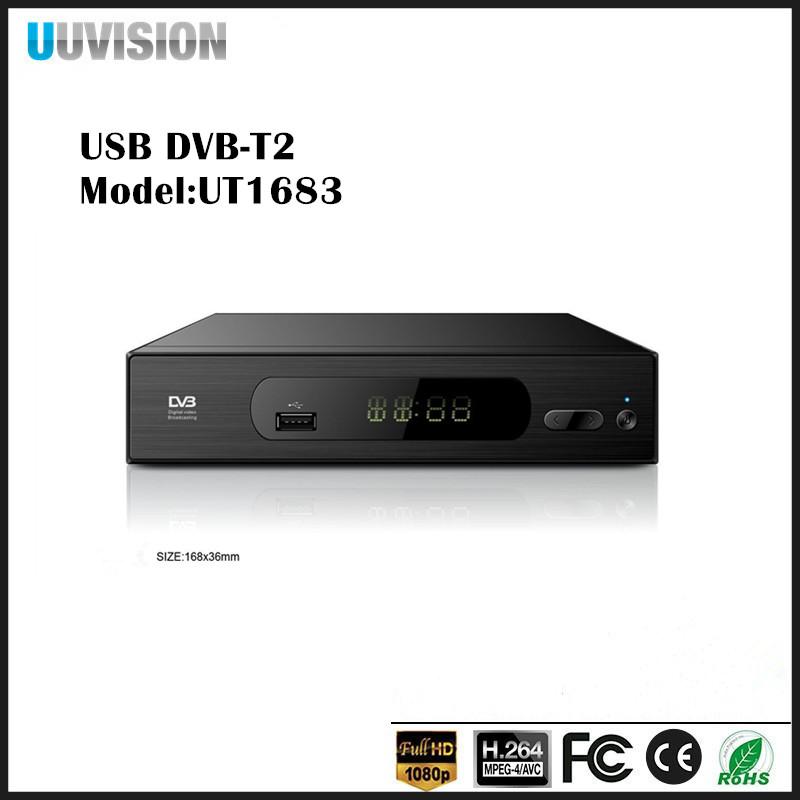 2017 uuvision HD DVB-T2_UT1680 + Sumavision CAS