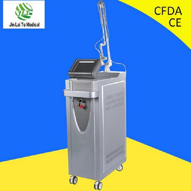 Multifunction CO2 fractional laser beauty equipment for skin tightening and whitening