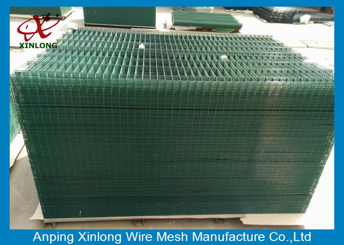 Economy Convenient Installation 20055mm 3D Wire Mesh Fence