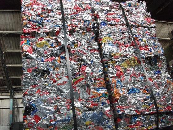 Used Beverage Cans (Aluminum Scrap UBC)