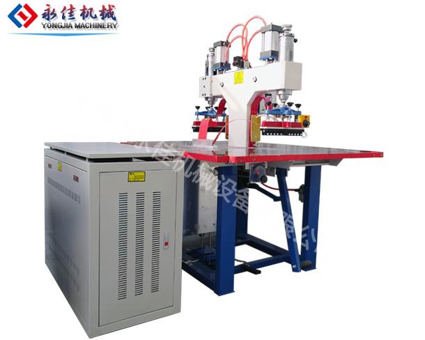 pvc /tpu /eva /leather bag making machine