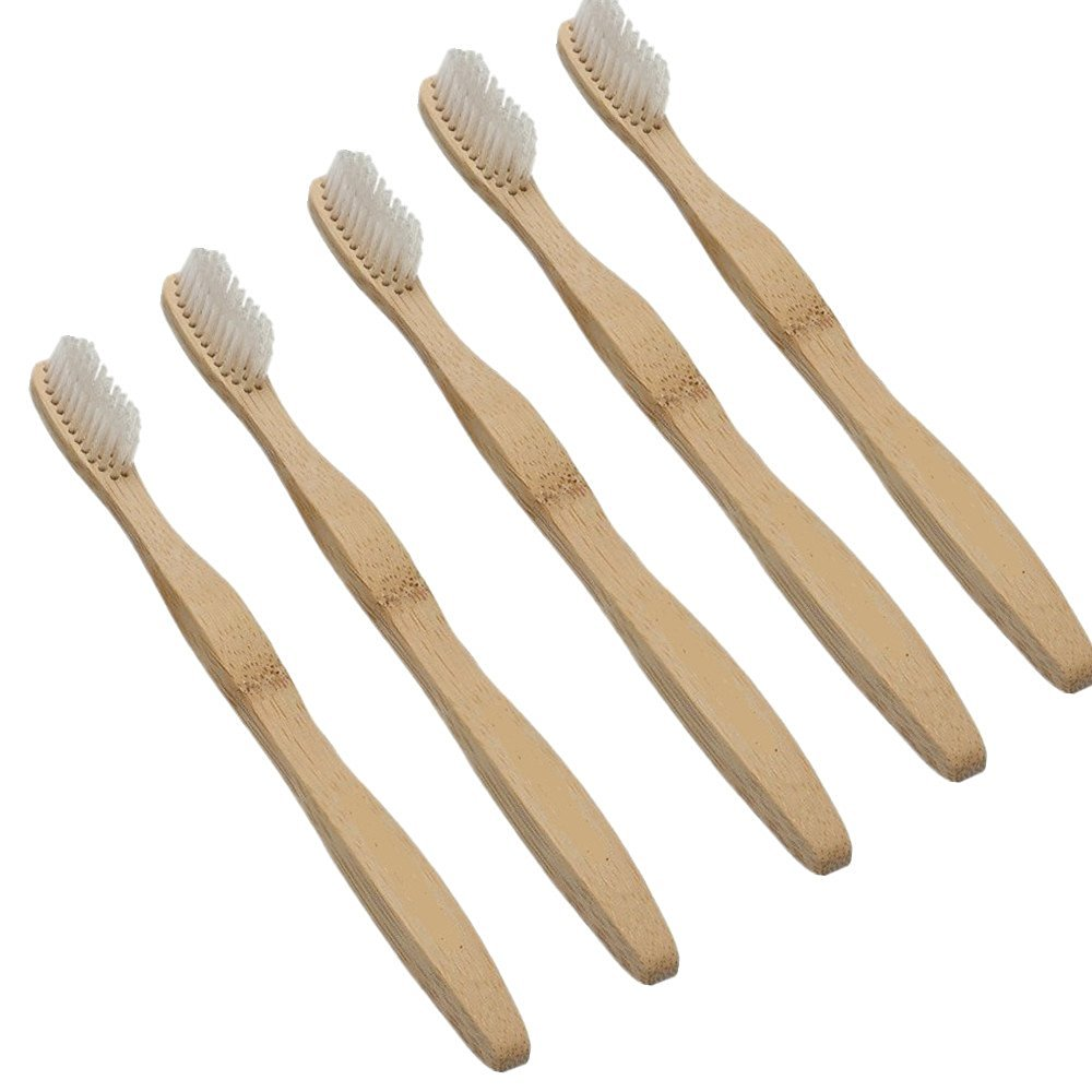 eco nature China Wholesale Custom Bamboo Toothbrush