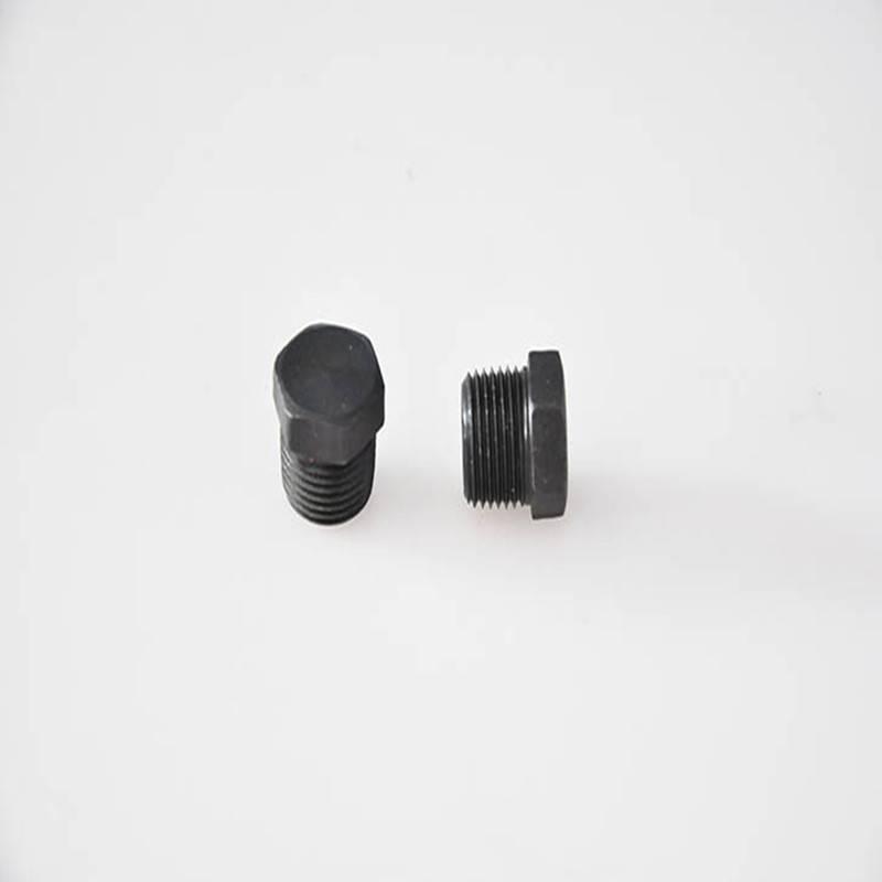Hexagonal Cone Plug