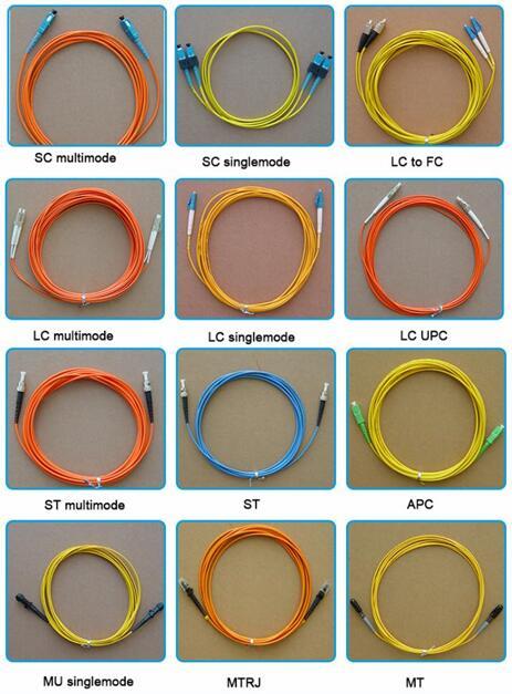 fiber optica patch cord