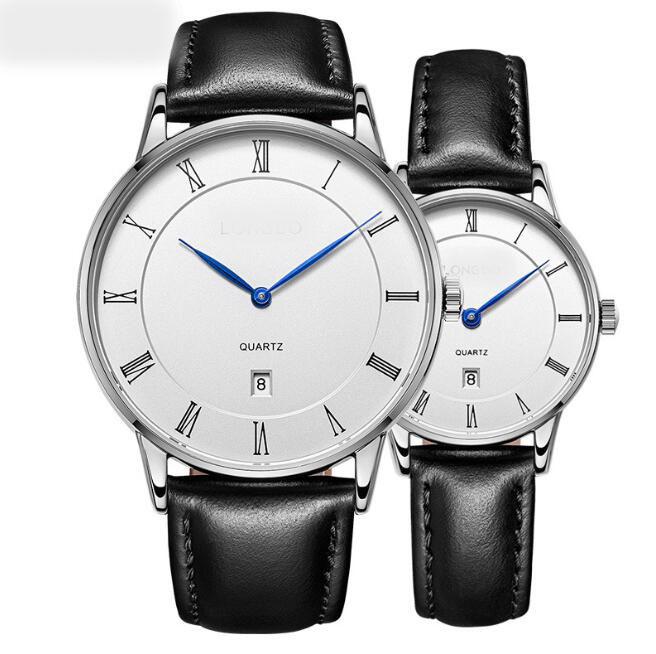 Yxl-914 2016 Luxury Brand Date Rectangle Genuine Leather Strap Waterproof Casual Quartz Watch Men Sp