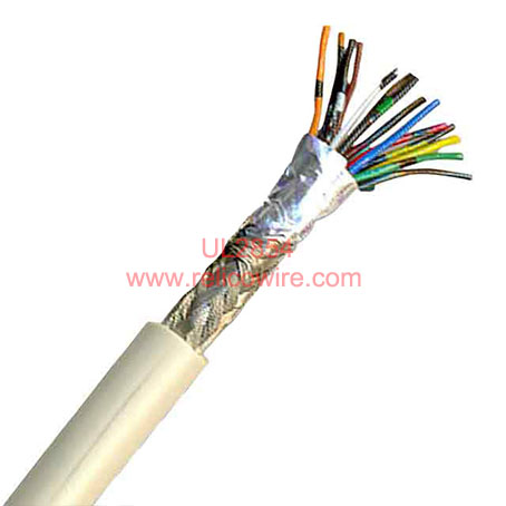 UL2854 Multiple Conductor PVC Insulated Shielding Cable (30V)