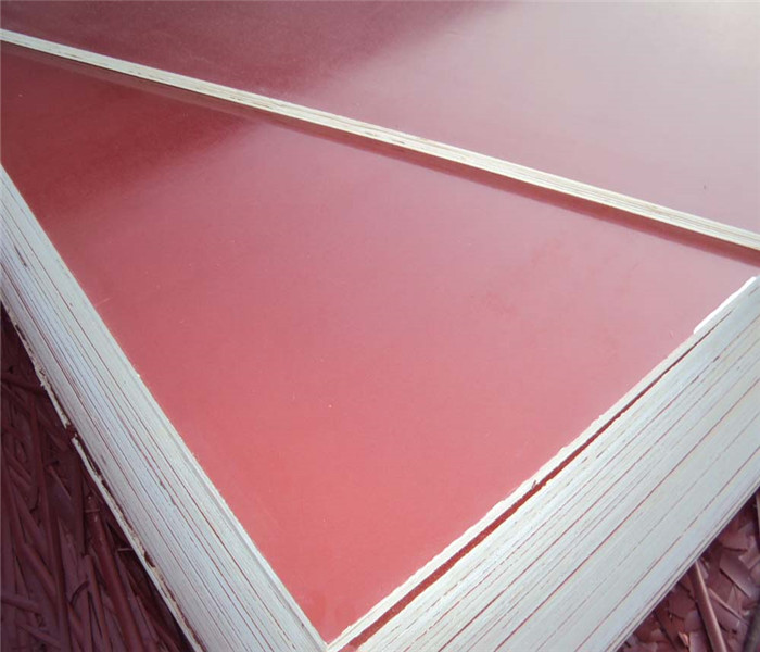 13,15,18,20mm Melamine Glue Poplar Core Film Faced Plywood