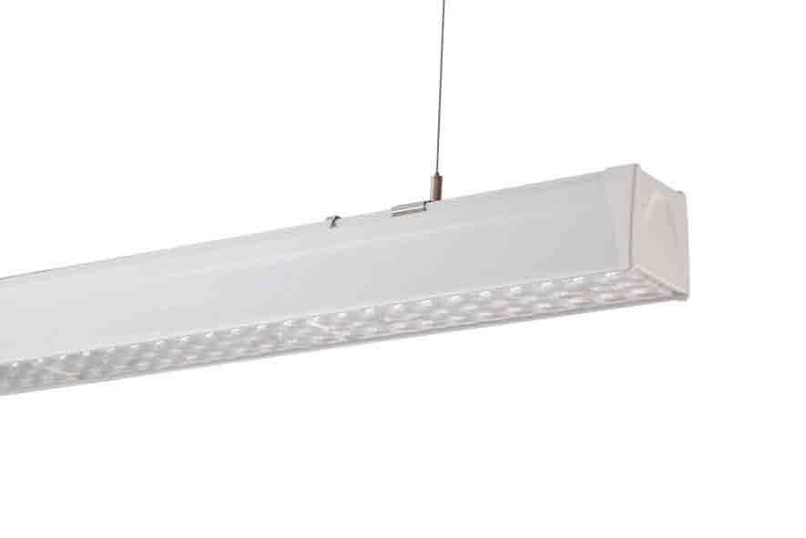 1.5m 52W high lumen LED linear light