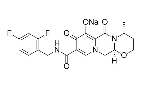 Dolutegravir Sodium (CAS NO.:1051375-19-9)