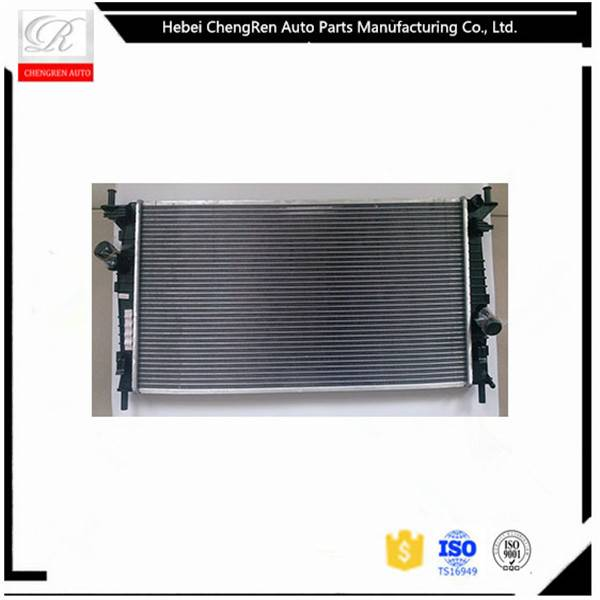 Plastic Aluminum auto radiator of Ford old style 06
