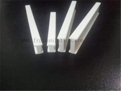 FRP spacer for dry transformer food pad