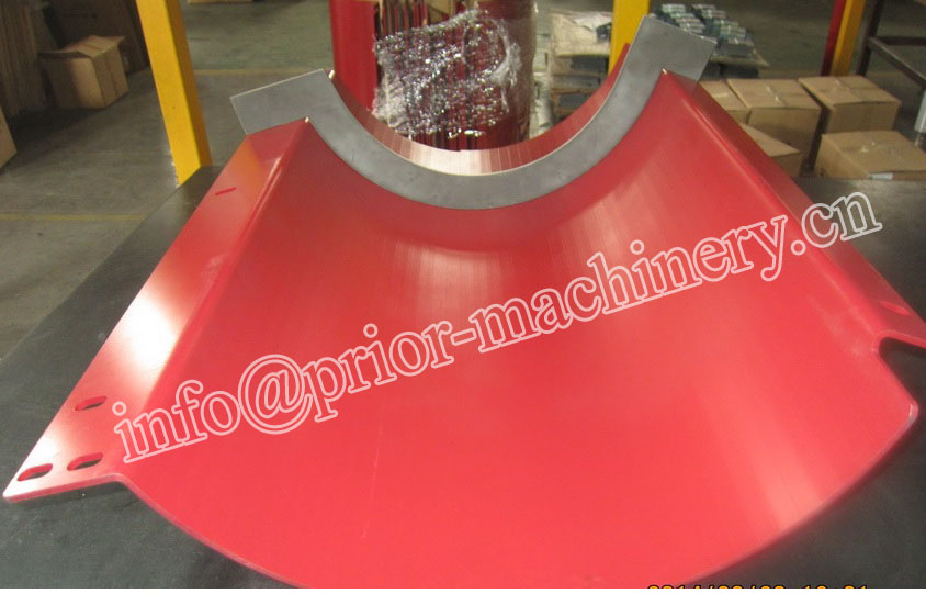 High precision sheet metal with good quality