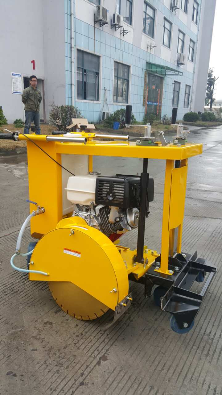 road concrete manhole covers cutting machine for sale