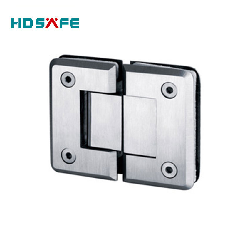 China famous manufacturer high quality chrome shower glass door hinge