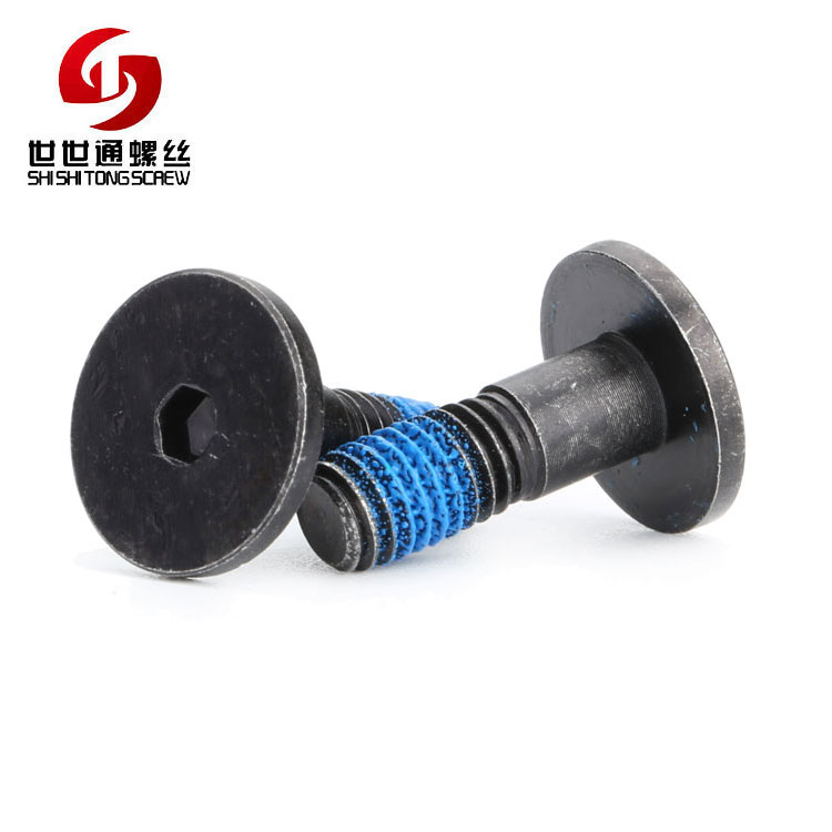 black allen head screws