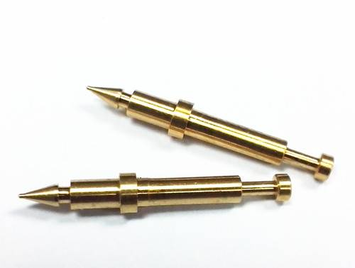 CNC small brass fitting pen turning parts