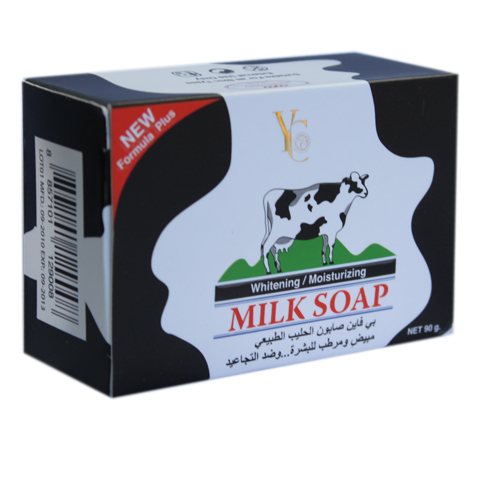 Soap Milky YC brand Thai product