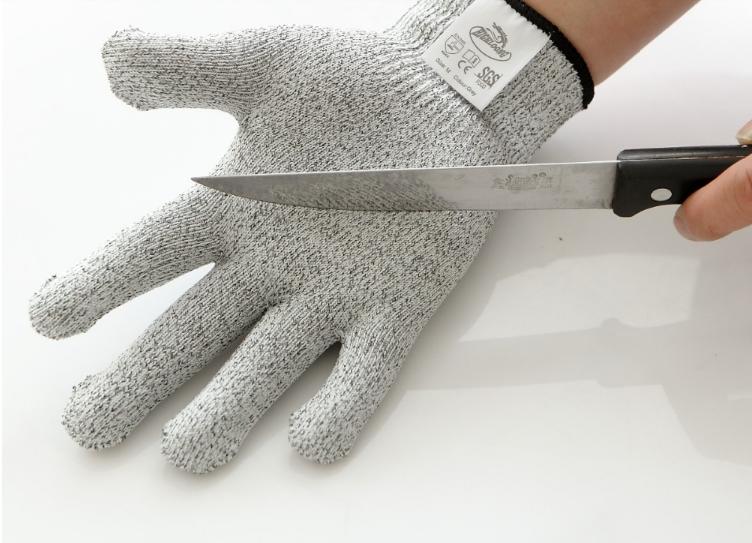 High Strength Anti Cut Gloves, Customized Logo Gardening Glove, OEM Work Glove