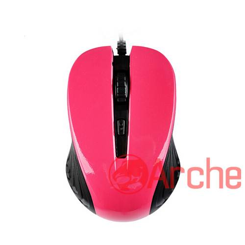AM-612 Wired Optical Mouse
