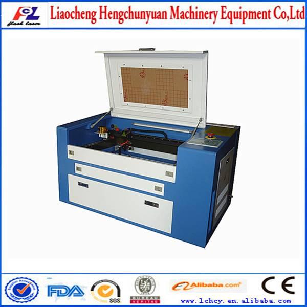 desktop co2 50W 300*500mm wood/mdf/acrylic laser engraving machine