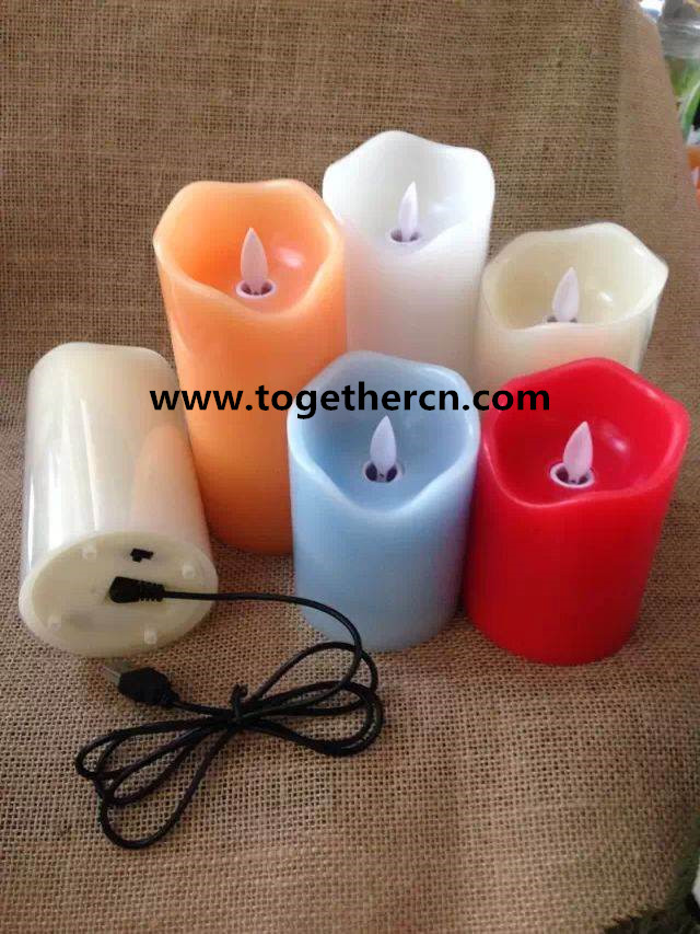 wholesale gift cheap remove control led candle